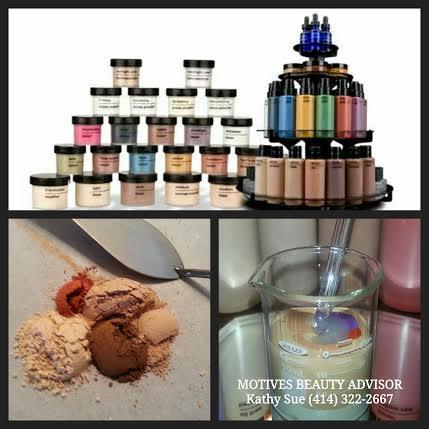 Custom Blend - Liquid And Powder